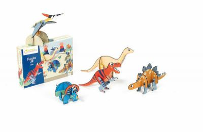 Avenue M Puzzle Circus Dino