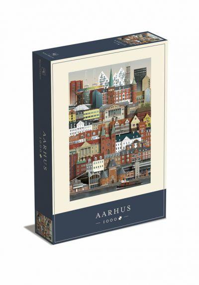 Martin Schwartz-Jigsaw Puzzle Aarhus