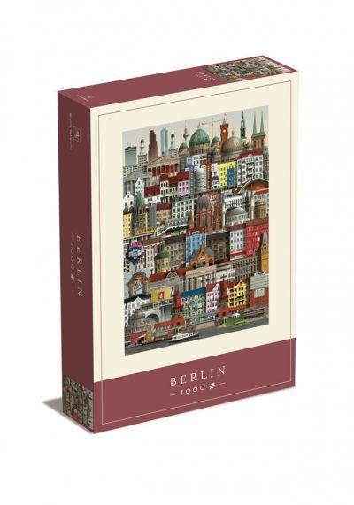Martin Schwartz-Jigsaw Puzzle Berlin