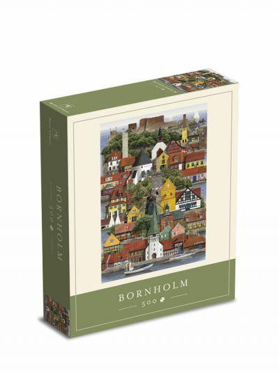 Martin Schwartz-Puzzle 500 Pcs Bornholm