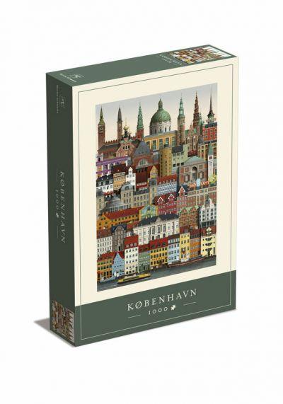 Martin Schwartz-Jigsaw Puzzle København