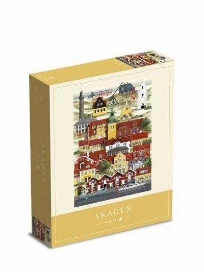 Martin Schwartz-Puzzle 500 Pcs Skagen