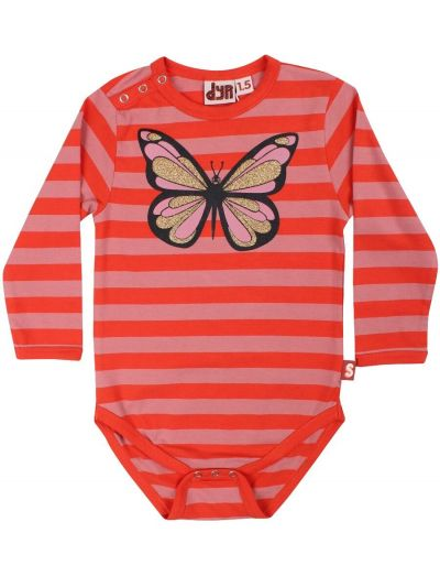 Quack Suit Old Rose/Fall Coral SOMMERFUGL