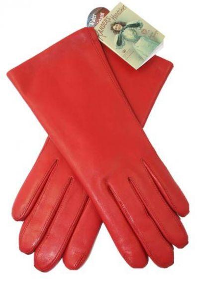 Luksus Handske Red