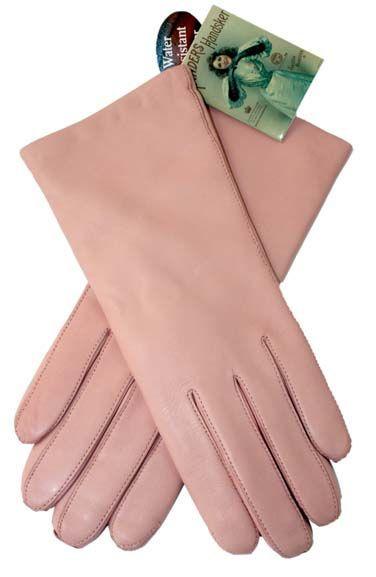 Luksus Handske Rosa