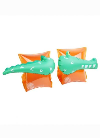 Sunnylife Float Bands Crocodile