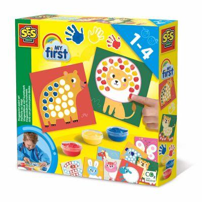 Room2Play Min Første Fingermaling Dyr