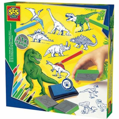 Room2play Stempelsæt Dinosaurer
