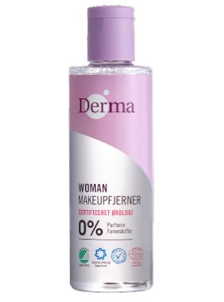 Derma Makeupfjerner 195ml Parfumefri