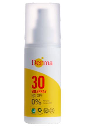 Derma Sunspray SPF30 150ml  Parfumefri
