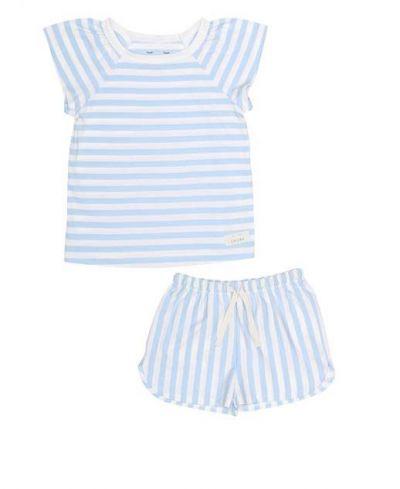 SNORK Selma Summer Pyjamas Seastripes