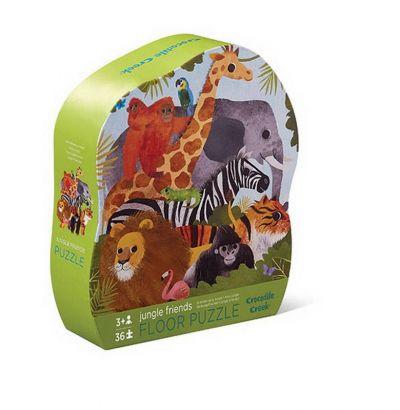 Joytoy Shaped Puzzle Jungle Friends 36 Pcs