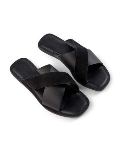 Shoe the Bear-TAO SLIDE Black