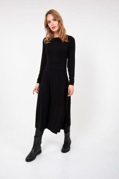 Sigrid Dress Black