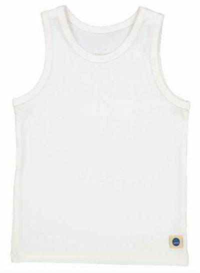 SNORK Hugo Vest White