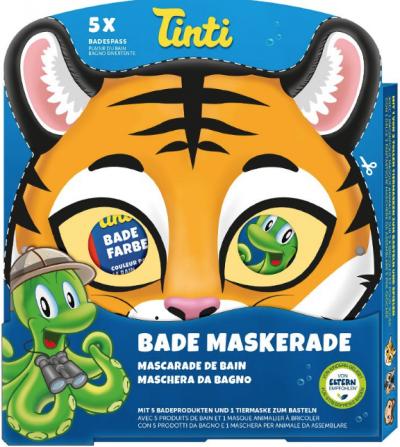 Andemor Badmaske Tiger