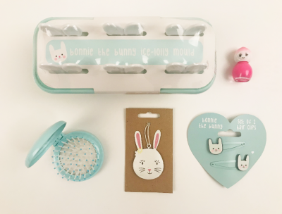 Small Bunny Legepakke Assorteret