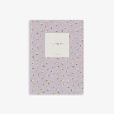 Kartotek Notebook Small Lavender SMALL FLOWER
