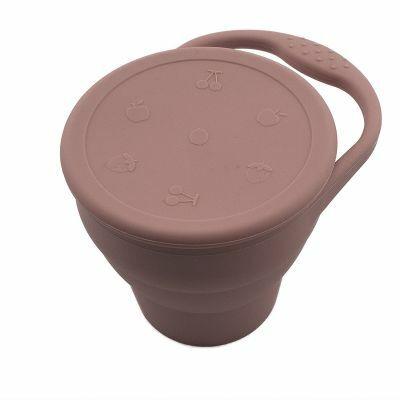 Precious Toy-Tiny Tot Snack Cup Støvet Rosa