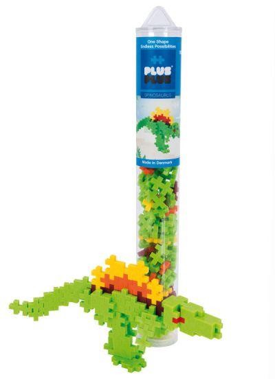 Plus Plus Tube 100 PCS Spinosaurus