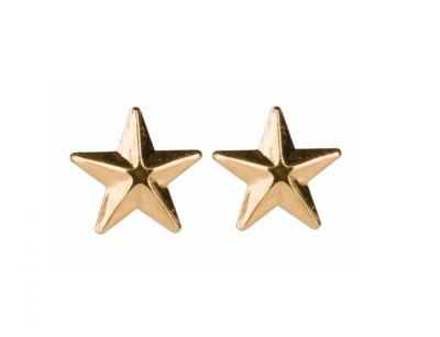 Pico CPH Star Studs Gold