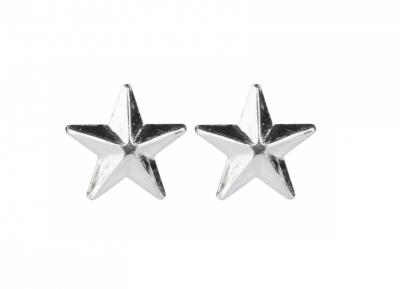 Pico CPH Star Studs Silver