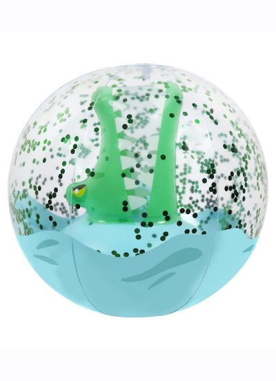 Sunnylife Beach Ball 3D Crocodille