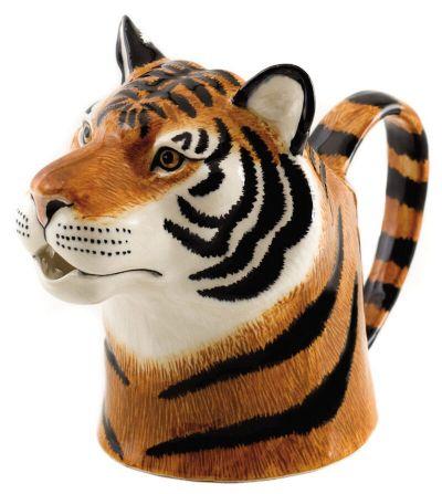 Quail Jug Large Tiger