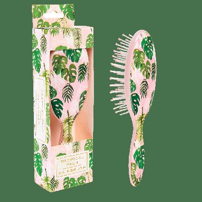 RL Hairbrush Tropical Palm