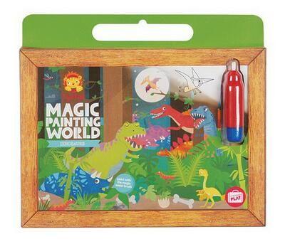 Joytoy Magic Painting Dinosaur World