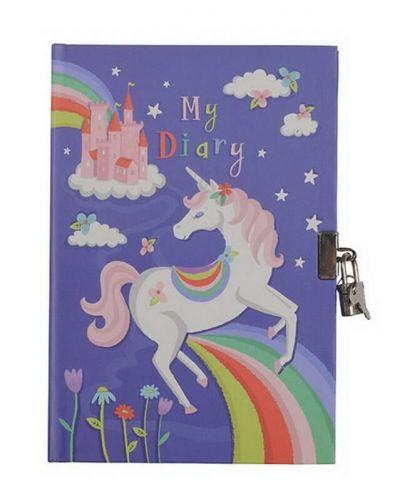 Joytoy My Diary Unicorn Rainbows