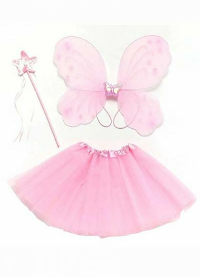Butterfly Dressup Pink