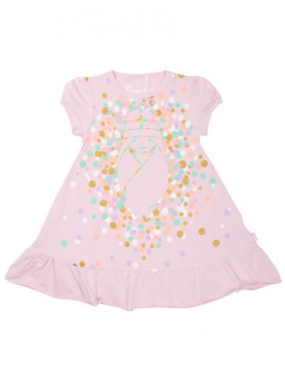 Vesterbro Dress Marshmallow Confetti FREJA